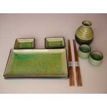Sashimi & Sake Set (For Two)