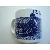 Le Canard - Vintage French Mug