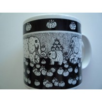 Elephant - Primitives Mug