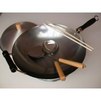 Classic Kitchen Wok Set
