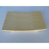 Sushi Tray - Natural Bamboo