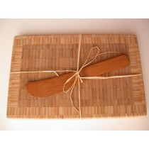 Bamboo Rectangular Cheese Board