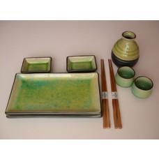 Sashimi & Sake Set (For Two)