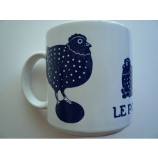 Le Poulet - Vintage French Mug