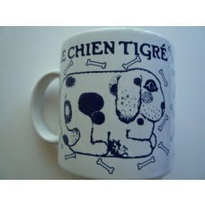 Le Chien - Vintage French Mug
