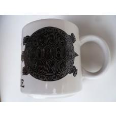 La Tortue (Turtle) Vintage French Mug