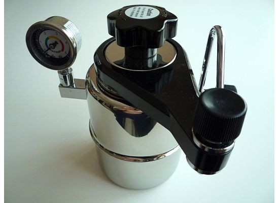 Bellman Espresso Maker with Pressure Gauge CX-25P