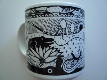 Hippo - Primitives Mug