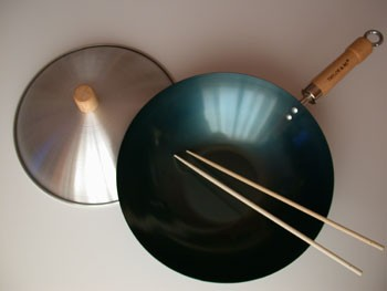 Starter Wok Set (Out of Stock, Accepting Pre-orders. ETA October)