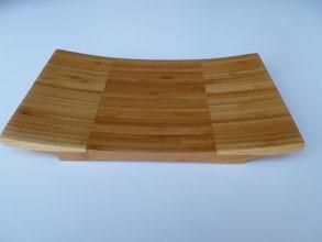 Sushi Tray - Burnished Bamboo