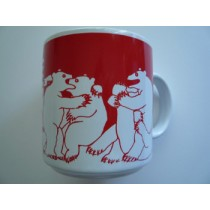 Bears - Red Nitetime Animates Mug