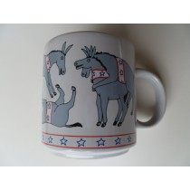 Election Wild Donkeys Mugs