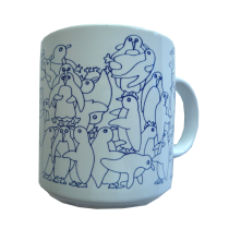 Penguins - Blue Daytime Animates Mug 50670