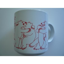 Bears - Red Daytime Animates Mug