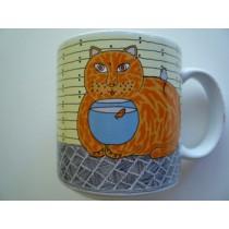 Kitty Katfish - Classy Critter Mug