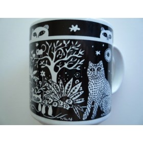 Lion - Primitives Mug