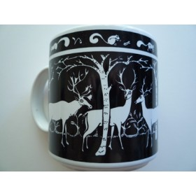 Deer - Primitives Mug