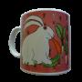 Rascal Rabbit - Classy Critter Mug 50627