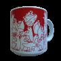 Penguins - Red Nitetime Animates Mug 50685